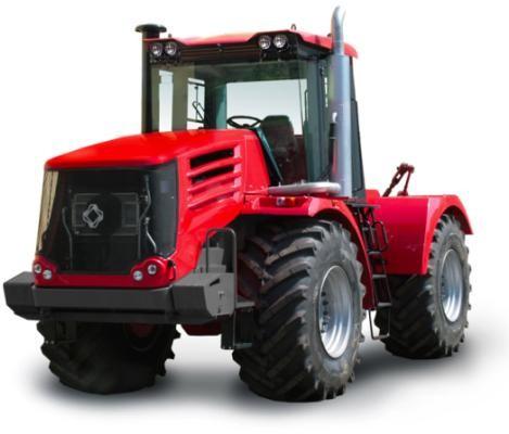 трактор К-744 Р