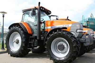 трактор КамАЗ Т 215
