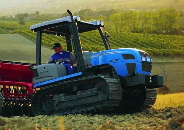 трактор LANDINI TREKKER 90