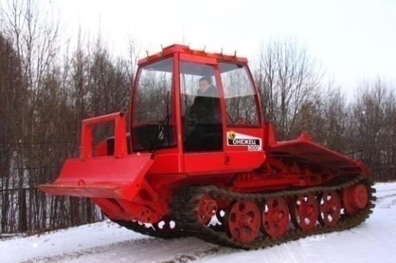 трактор Онежец-300