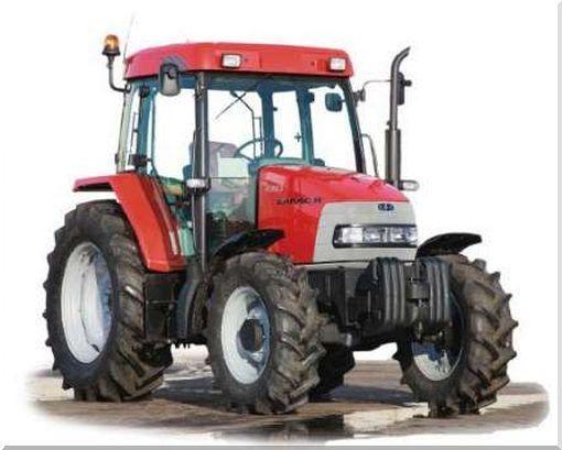 трактор СХ-105