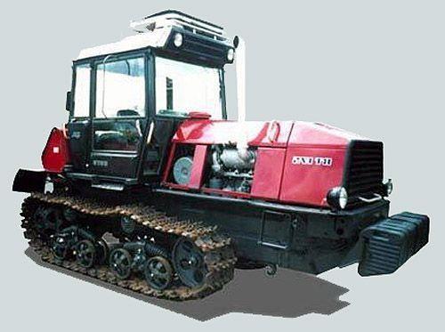 трактор ВгТЗ ВТ-175