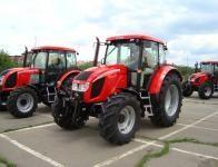 трактор Zetor Forterra 140