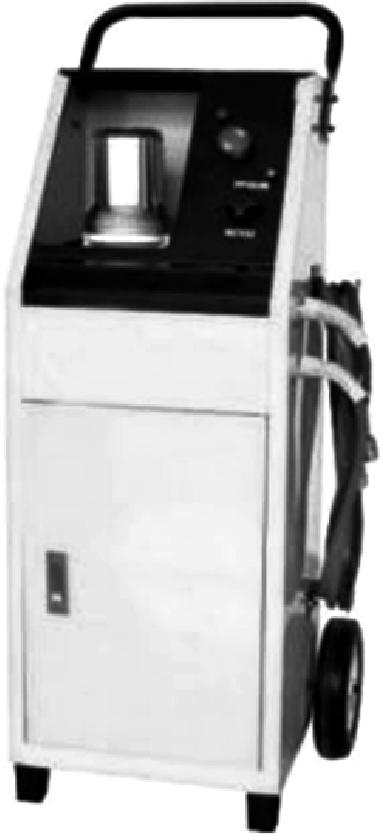 установка для промывки системы смазки
