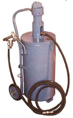 Установка с пневмонасо- сом С-229