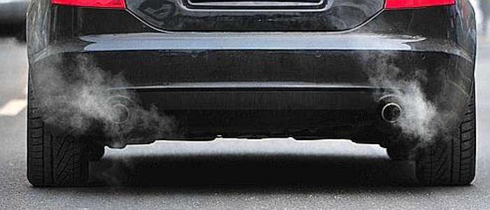 Выбросы автомобилей