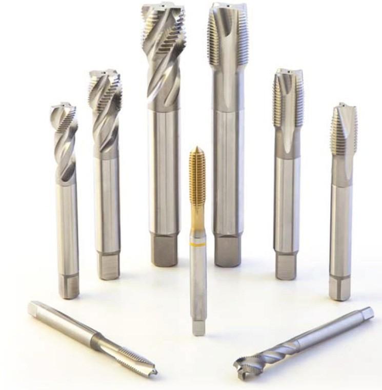 Высокоточные производительные метчики от компании Morse