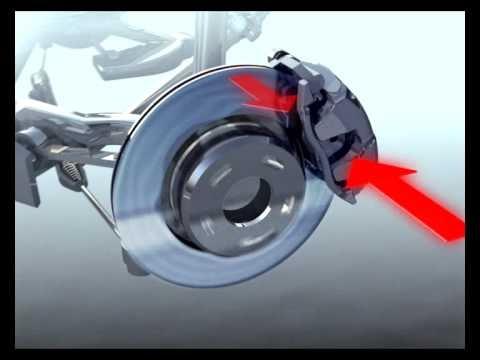 система подсушивания тормозов BSW