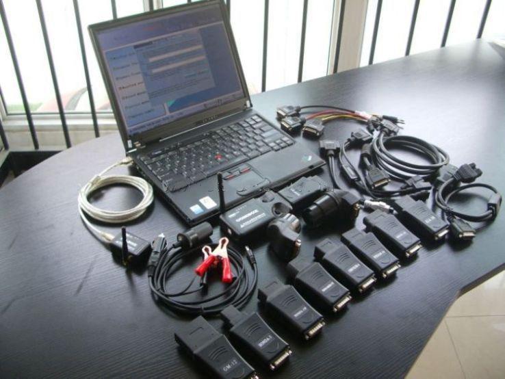 Программируемый сканер с персональным компьютером