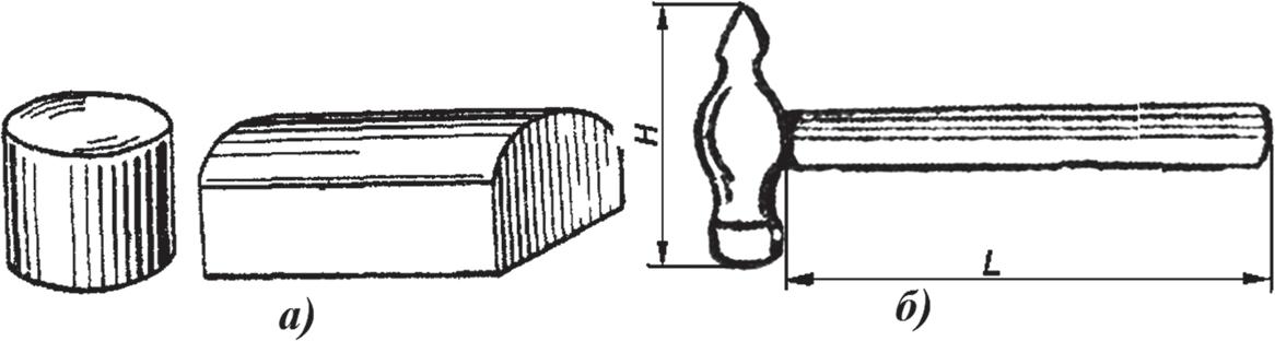 Инструмент для правки металла