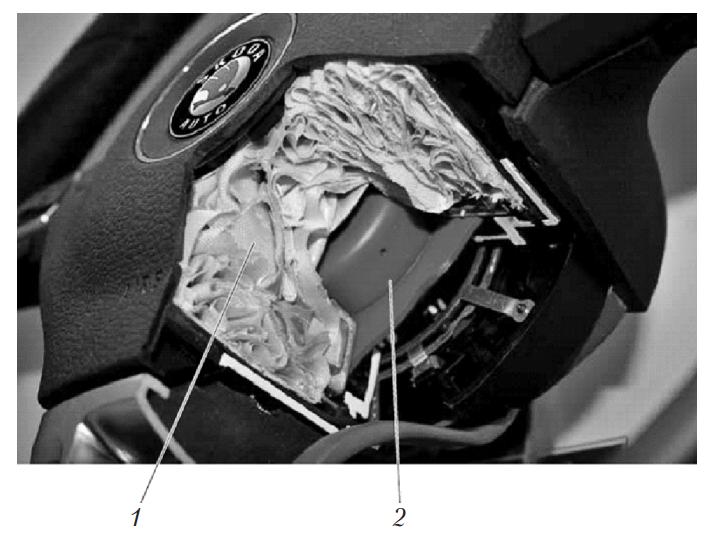 Комплект фронтальной подушки безопасности
