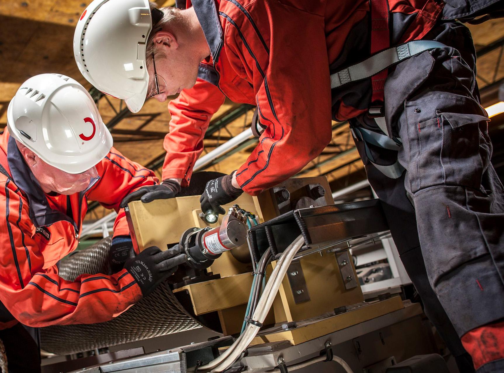ремонт производственного оборудования
