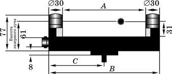 Бесконтактный датчик (лазерный) нулевого отсчета для станков фрезерно-сверлильно-расточной группы