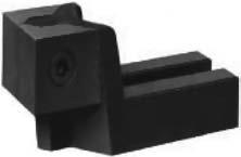 Боковой зажим для закрепления деталей высотой 50–70 мм