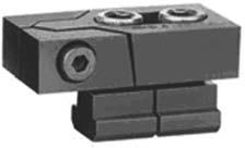 Боковой зажим для закрепления деталей высотой не менее 20 мм