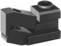 Боковой зажим модели Mini-Bulle для закрепления деталей высотой от 2 мм