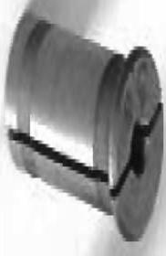 цанга для цанговых патронов на примере патронов для РМИ для обработки ПКМ