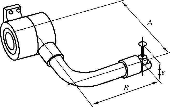 Датчик для станков токарной группы