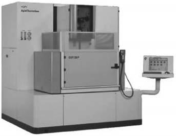 Электроэрозионный станок для обработки деталей непрофилированным электродом
