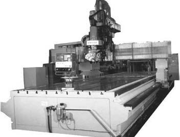 Фрезерный станок для обработки сотовых заполнителей