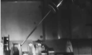 Глубокое сверление отверстия под углом к оси вращения шпинделя