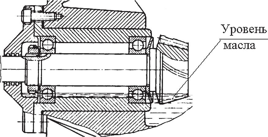 Конструкция узла, выполненная по схеме Г