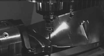 Контроль теоретического контура лопатки по КЭМ