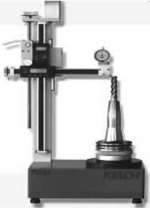 Механический прибор для настройки инструмента на размер вне станка