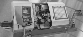 Многоцелевой токарный станок