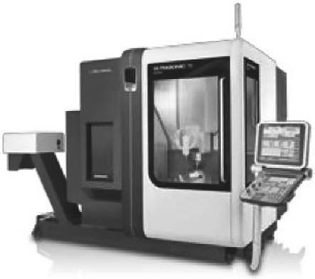 Многокоординатная лазерная технологическая установка