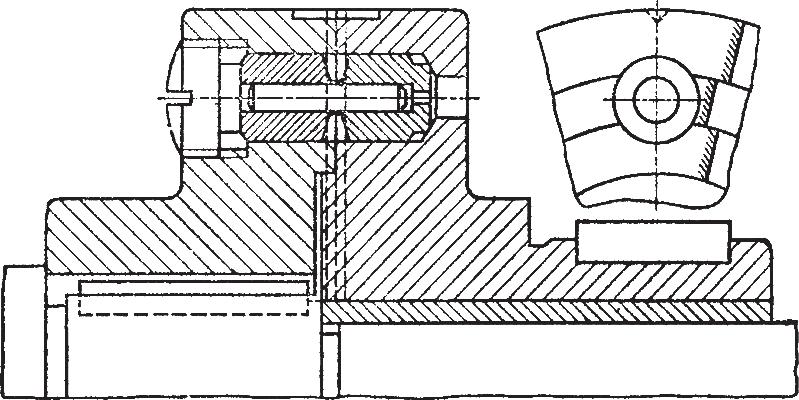 Муфта предохранительная со срезным штифтом