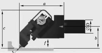 Обкатывание цилиндрической поверхности и радиуса по эквидистанте