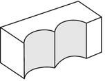 Обработка контура деталей путем высверливания отверстий