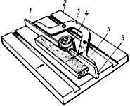 Обработка прямолинейной кромки на фрезерном станке по линейке