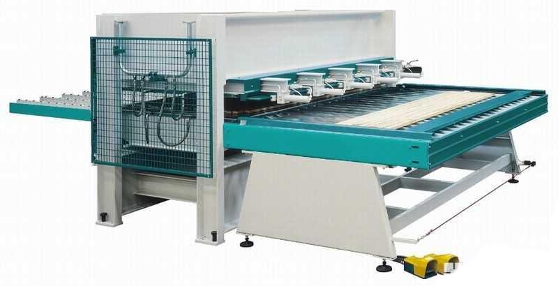 Пресс для производства мебельного щита ORMA LS/ECO
