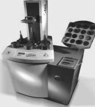 Прибор для тепловой сборки инструментальных наладок