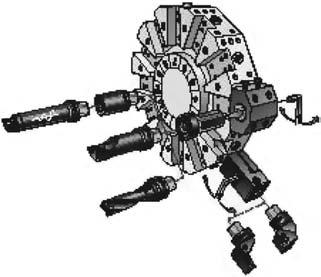 Применение модульной инструментальной системы для станков токарной группы