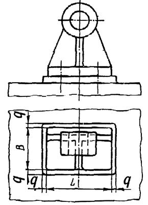 Размеры обрабатываемых платиков и бобышек