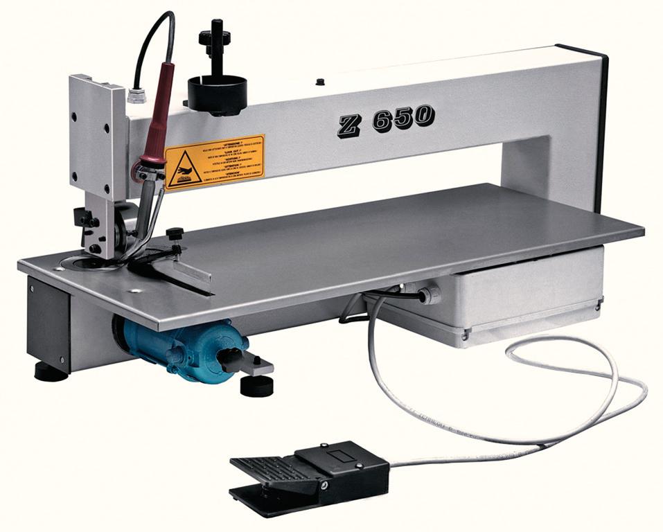 Ребросклеивающий станок Casati Macchine Z 650