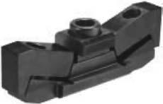 Сдвоенный боковой зажим модели Mini-Bulle для закрепления деталей высотой от 2 мм