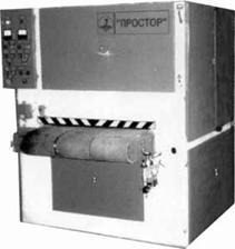 Станок широколенточный шлифовальный ШлК-6