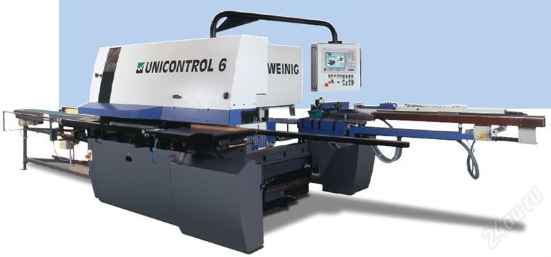 Угловой центр Unicontrol 6 WEINIG