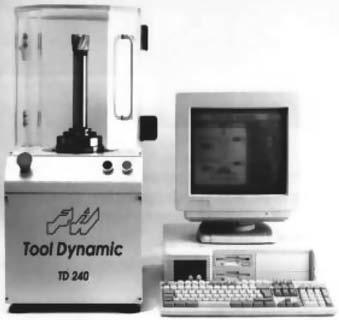 Установка для динамической балансировки инструментальных наладок