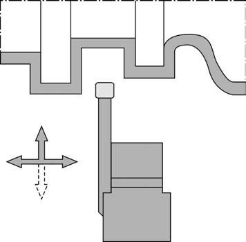 Вариант чистовой обработки фасонных поверхностей валов