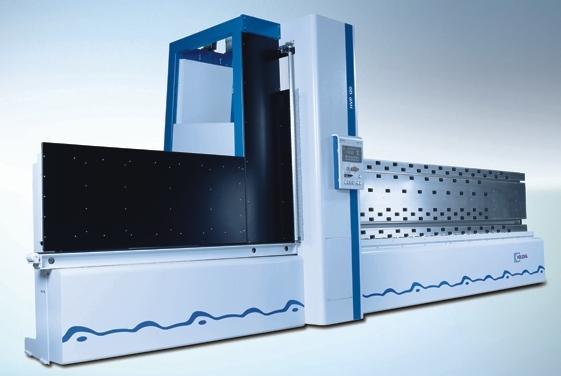 Вертикальный форматно-раскроечный центр с ЧПУ HVP 120