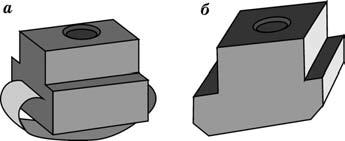 Вставки в Т-образные пазы станка или плиты КФО для крепежных болтов