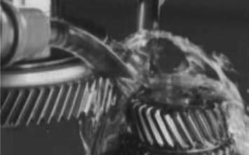 Зубодолбление дисковым долбяком с винтовым зубом наружного венца колеса
