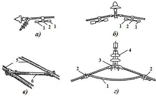 Гасители вибрации и дистанционная распорка
