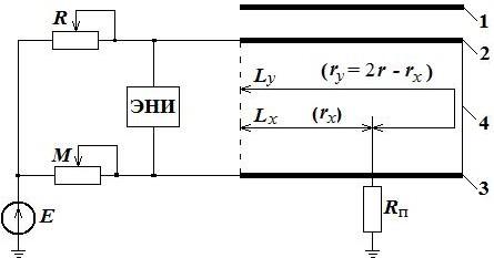 Определение расстояния до места повреждения кабеля методом петли Муррея