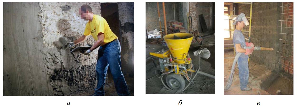 Способы нанесения штукатурной гидроизоляции на портландцементе